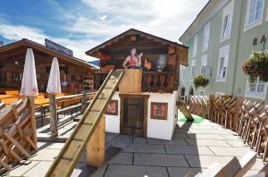 Bergbauerngolf Anlage Radstadt